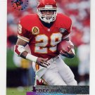 1995 Stadium Club Football #269 Greg Hill - Kansas City Chiefs
