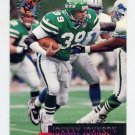 1995 Stadium Club Football #138 Johnny Johnson - New York Jets