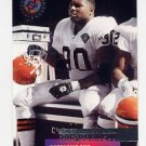1995 Stadium Club Football #115 Rob Burnett - Cleveland Browns
