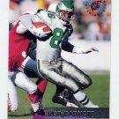 1995 Stadium Club Football #104 Fred Barnett - Philadelphia Eagles