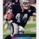 1995 Stadium Club Football #103 Tom Rathman - Oakland Raiders