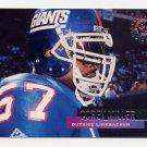 1995 Stadium Club Football #062 Corey Miller - New York Giants