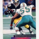 1995 Stadium Club Football #032 Barry Foster - Pittsburgh Steelers