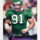 1995 Stadium Club Football #019 Andy Harmon - Philadelphia Eagles