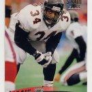 1996 Stadium Club Football #235 Craig Heyward - Atlanta Falcons