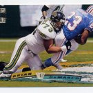 1996 Stadium Club Football #216 Brian DeMarco - Jacksonville Jaguars