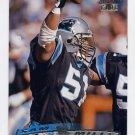 1996 Stadium Club Football #123 Sam Mills - Carolina Panthers