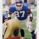 1996 Stadium Club Football #106 Howard Cross - New York Giants