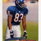 1996 Stadium Club Football #101 Michael Timpson - Chicago Bears