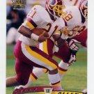 1996 Stadium Club Football #036 Terry Allen - Washington Redskins