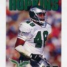 1992 Skybox Impact Football #057 Wes Hopkins - Philadelphia Eagles