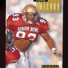 1994 Skybox Impact Football #283 John Thierry RC - Chicago Bears