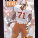 1994 Skybox Impact Football #250 Santana Dotson - Tampa Bay Buccaneers