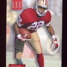 1994 Skybox Impact Football #237 Amp Lee - San Francisco 49ers