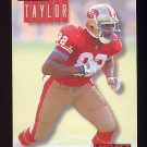 1994 Skybox Impact Football #234 John Taylor - San Francisco 49ers