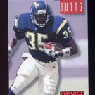 1994 Skybox Impact Football #219 Marion Butts - San Diego Chargers