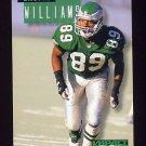 1994 Skybox Impact Football #209 Calvin Williams - Philadelphia Eagles
