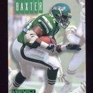 1994 Skybox Impact Football #192 Brad Baxter - New York Jets