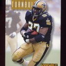1994 Skybox Impact Football #182 Renaldo Turnbull - New Orleans Saints