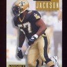 1994 Skybox Impact Football #177 Rickey Jackson - New Orleans Saints