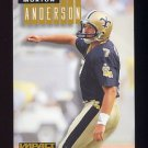 1994 Skybox Impact Football #174 Morton Andersen - New Orleans Saints