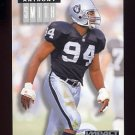 1994 Skybox Impact Football #133 Anthony Smith - Los Angeles Raiders
