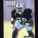 1994 Skybox Impact Football #131 Patrick Bates - Los Angeles Raiders