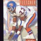 1994 Skybox Impact Football #075 Simon Fletcher - Denver Broncos