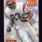 1994 Skybox Impact Football #047 Tony McGee - Cincinnati Bengals