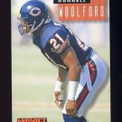 1994 Skybox Impact Football #040 Donnell Woolford - Chicago Bears