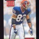 1994 Skybox Impact Football #027 Andre Reed - Buffalo Bills