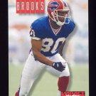 1994 Skybox Impact Football #025 Bill Brooks - Buffalo Bills