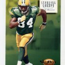 1994 Skybox Premium Football #059 Sterling Sharpe - Green Bay Packers