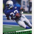1995 Skybox Impact Football #152 Mel Gray - Detroit Lions