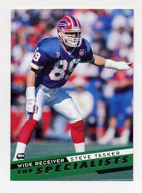 1995 Skybox Impact Football #149 Steve Tasker - Buffalo Bills