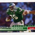 1995 Skybox Impact Football #110 Charlie Garner - Philadelphia Eagles