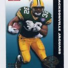 1995 Skybox Impact Football #069 Reggie Cobb - Jacksonville Jaguars