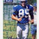 1995 Skybox Premium Football #193 Christian Fauria RC - Seattle Seahawks