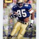 1995 Skybox Premium Football #185 Charlie Simmons RC - Green Bay Packers