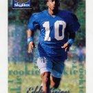 1995 Skybox Premium Football #183 Eddie Goines RC - Seattle Seahawks