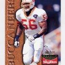 1995 Skybox Premium Football #133 Hardy Nickerson - Tampa Bay Buccaneers