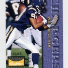 1995 Skybox Premium Football #114 Shawn Jefferson - San Diego Chargers
