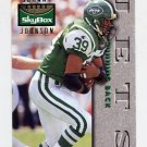 1995 Skybox Premium Football #095 Johnny Johnson - New York Jets