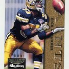 1995 Skybox Premium Football #087 Tyrone Hughes - New Orleans Saints
