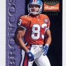 1995 Skybox Premium Football #038 Anthony Miller - Denver Broncos