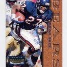 1995 Skybox Premium Football #021 Lewis Tillman - Chicago Bears