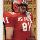 1996 Skybox Impact Football #151 Marco Battaglia RC - Cincinnati Bengals