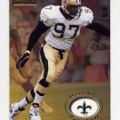 1996 Skybox Premium Football #112 Renaldo Turnbull - New Orleans Saints