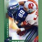 1997 Donruss Football #193 Brian Blades - Seattle Seahawks