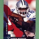 1997 Donruss Football #161 Darren Woodson - Dallas Cowboys
